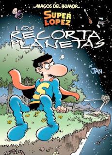 Super López - Los Recorta Planetas [Español]