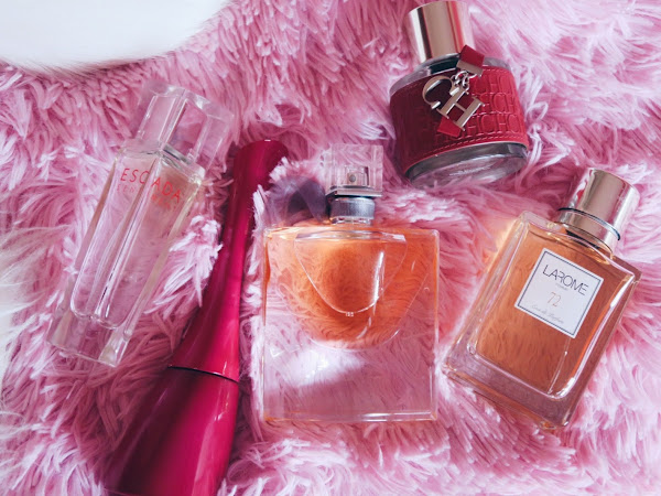 Os meus Perfumes favoritos para o Outono/Inverno