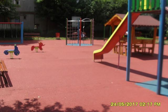 Trei parcuri de joacă din Timişoara, reabilitate in ultimele 3 luni