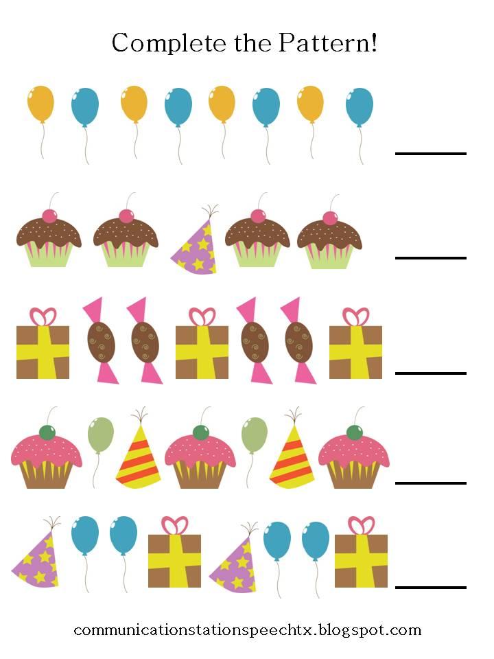 Communication Station: Speech Therapy PLLC: FREEBIE Friday: Birthday