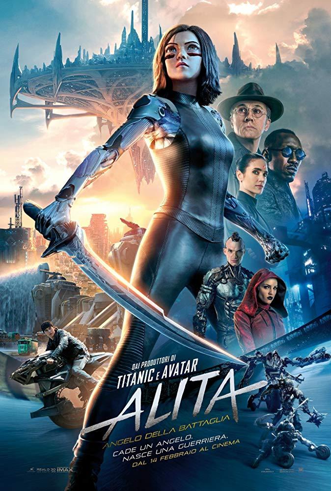 Download Alita: Battle Angel (2019) Bluray Subtitle Indonesia