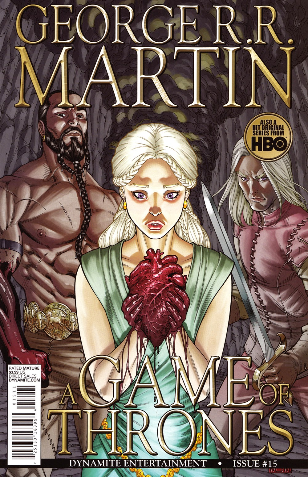 A game of thrones: the graphic novel: volume one | parka blogs.