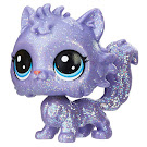 Littlest Pet Shop Series 2 Sparkle Pets Brilliance Fluffcat (#2-S3) Pet