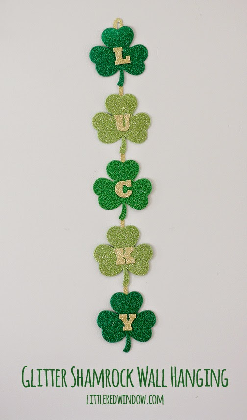 shamrock-wall-hanging