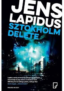 """""""Sztokholm delete"""" Jens Lapidus"""