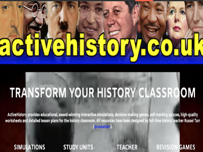 A Must Have Resource for History Teachers