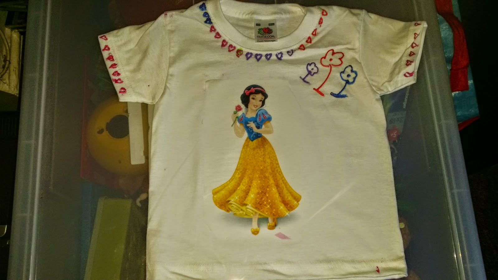 Ready to wear Designed T-shirt