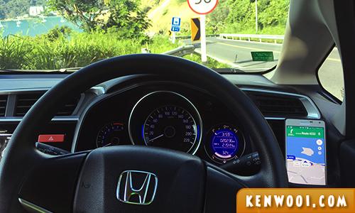 driving in phuket