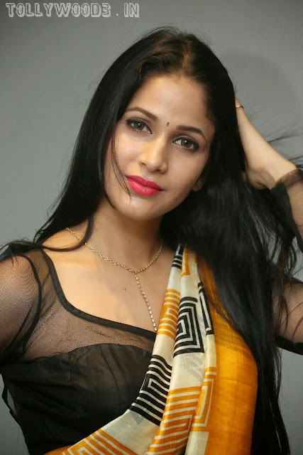 Lavanya Tripathi Beautiful Smiling Face Closeup HD Photos