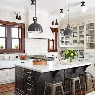Porcelain Kitchen Sink Repaint Black