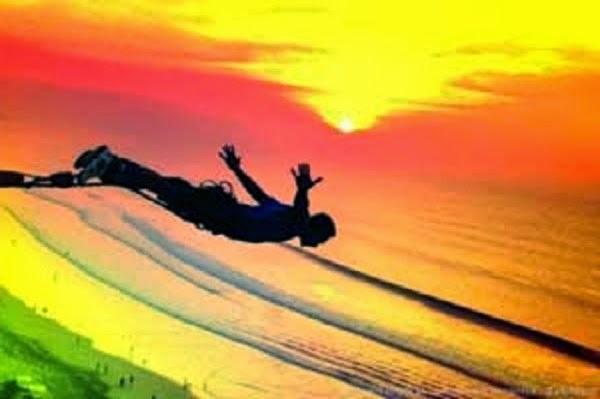 Bungy Jumping di Bali