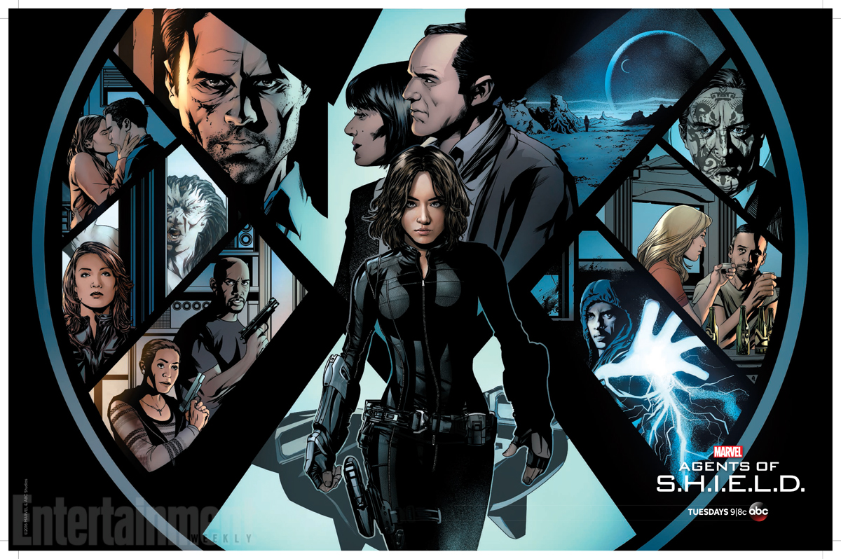 Agent of MARVEL: Agents of SHIELD