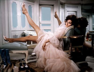 Arabesque 1966 Sophia Loren Image 4