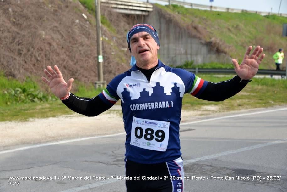 84483f3f26b2b ATLETICA CORRIFERRARA a.s.d.  MARCIA DEL PONTE  30 KM NEL PADOVANO ...