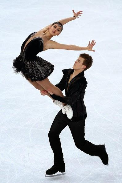 Elena and nikita skating dating 1