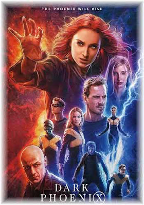 X-Men Dark Phoenix 2019 Dual Audio-Hindi Dubbed 480p BluRay