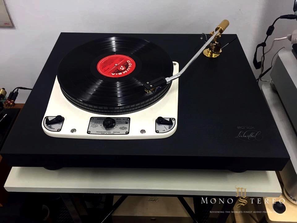 Mono and Stereo High-End Audio Magazine: Thomas Schick