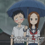Karakai Jouzu no Takagi-san Episode 03 Subtitle Indonesia