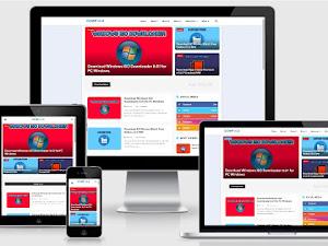 Download Viral GO Blogger Template Premium Redesign V1.0