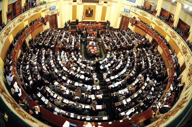 اسقاط عضوية النائب محمد انور السادات بدعوى الحط من قدر