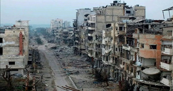 Όχι πόλεμος λόγω Συρίας