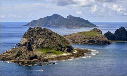 เกาะเซนกากุ - เกาะเตียวหยู