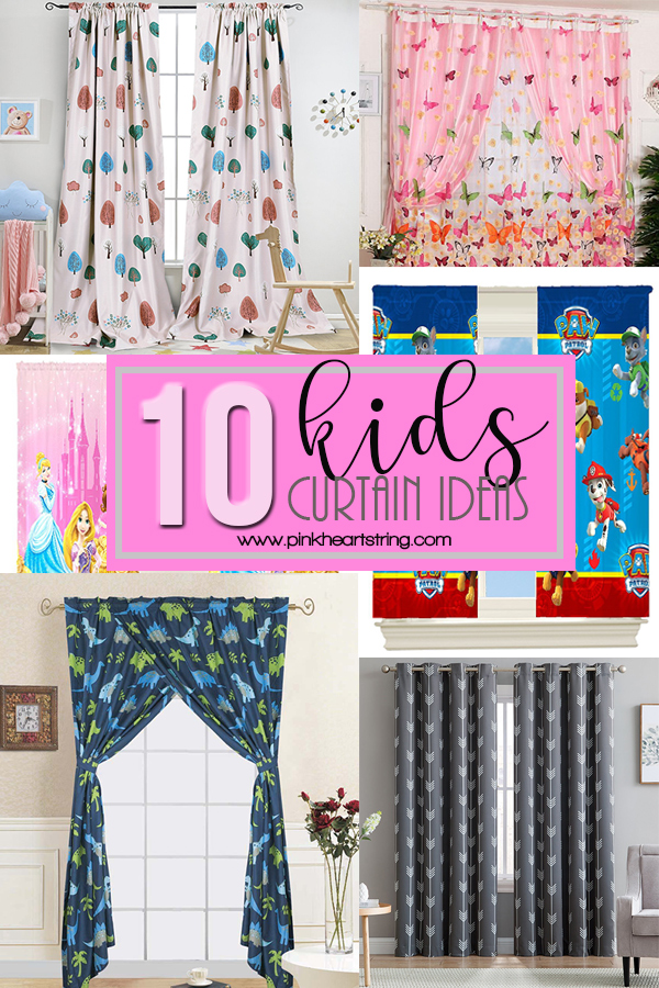 Kids Curtain Ideas