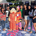 Raahgiriday connaught place pink day celebrations pics photos