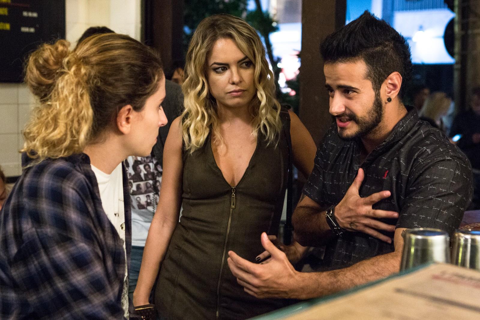 'Não quero título ou fama, só respeito', diz Tarso Brant após estreia em novela