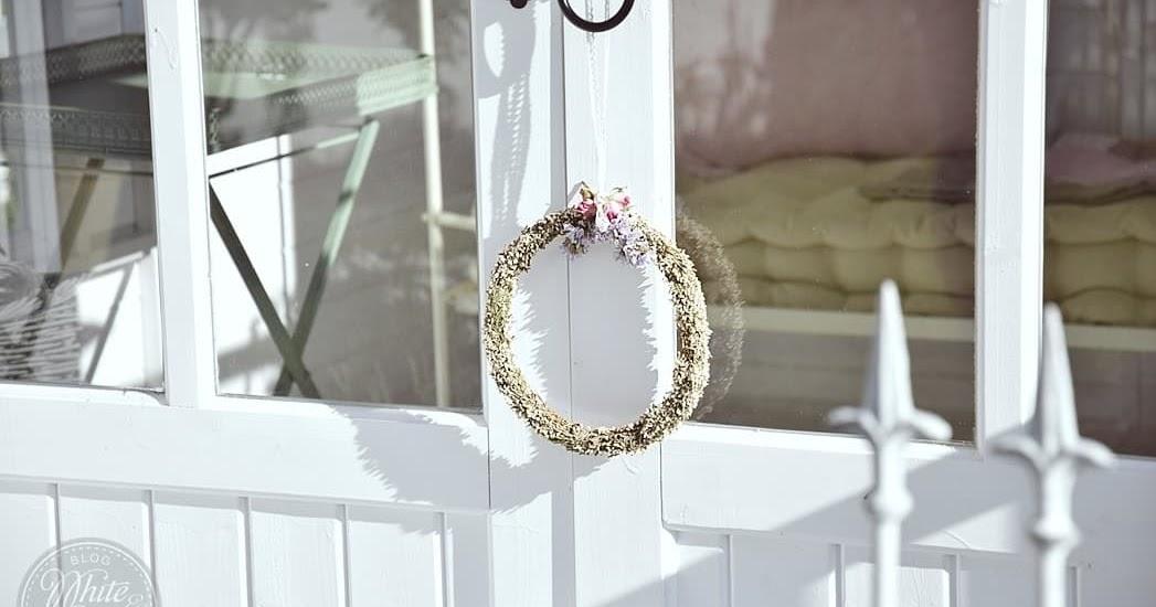 Romantische deko f r mein wei es gartenhaus white and for Romantische deko
