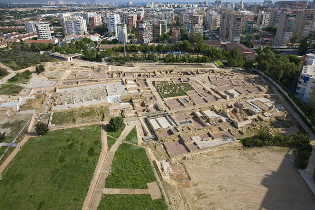 New finds at the Hispano-Roman site of Lucentum