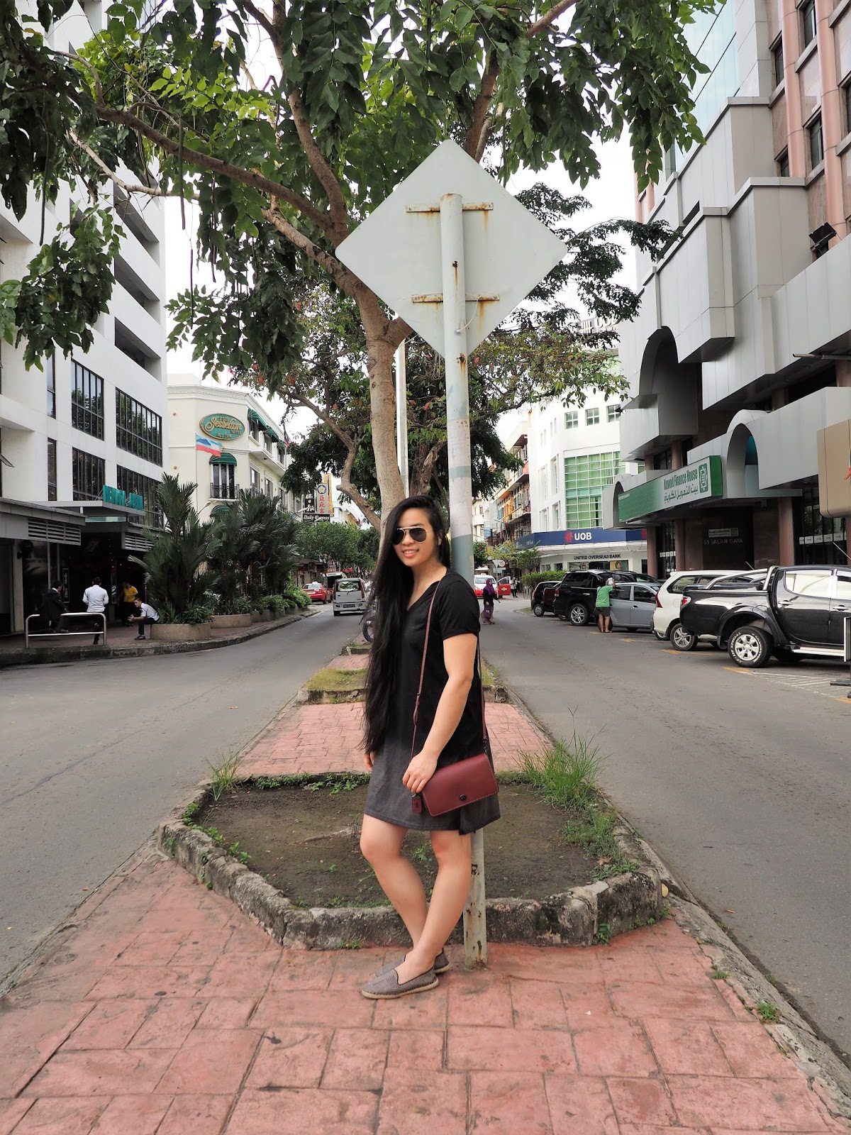 gaya street malaysia kota kinabalu espadrille bordeaux