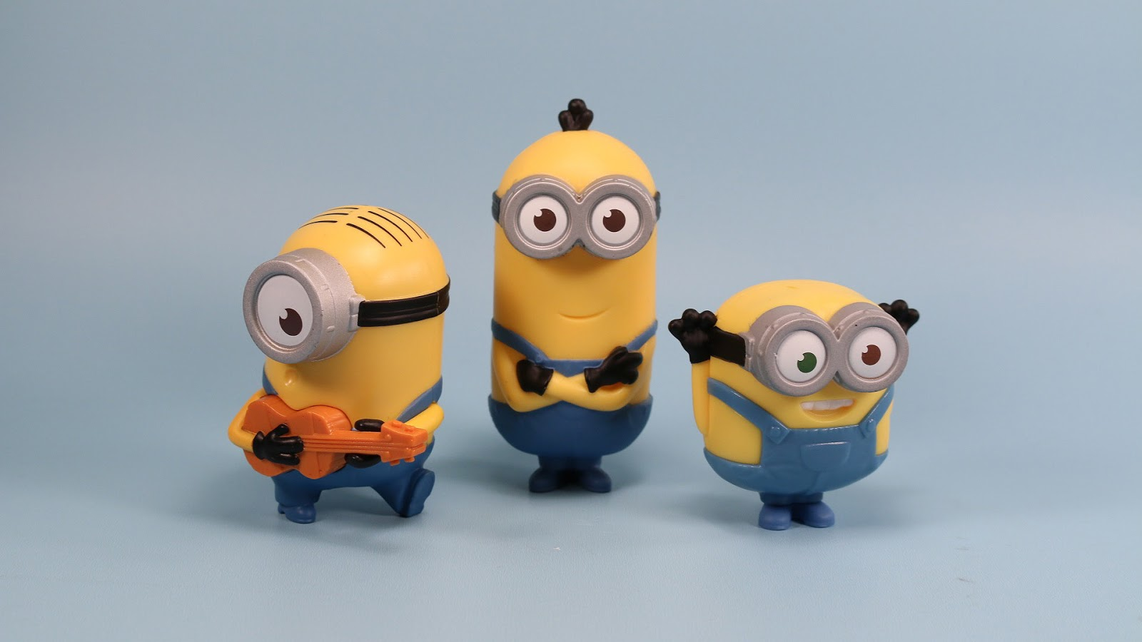 The Toy Museum: Minions Movie McDonalds Happy Meal Toy ...