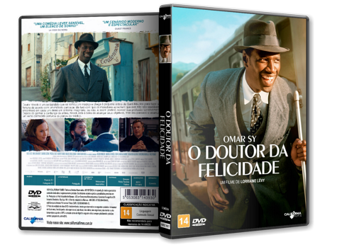 Capa DVD O Doutor da Felicidade