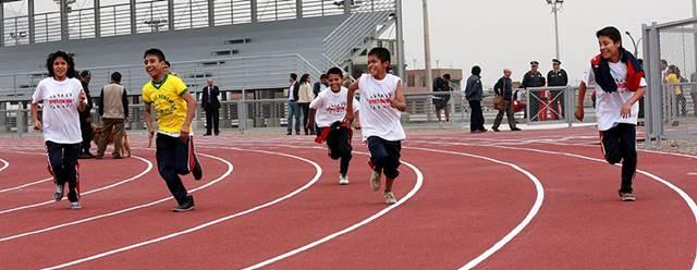 Lineamientos del entrenamientos en atletismo edades tempranas
