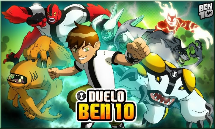 Ben 10 games to play omnivores song
