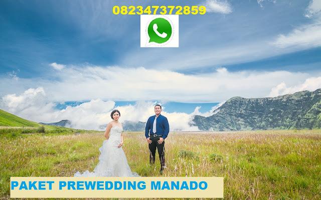 PAKET PREWEDDING MANADO