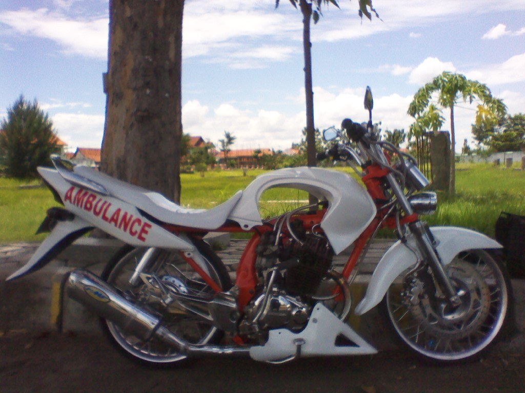 Motor Ceper Modifikasi Motor Honda Tiger Ceper Modifikasi Honda Beat