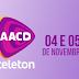 Participe do Teleton e ajude as crianças da AACD