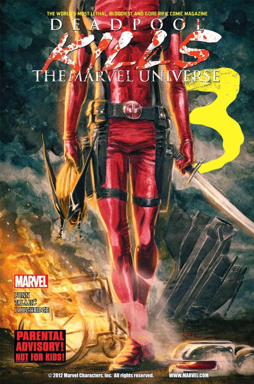Deadpool Kills Marvel Universe Comic Pdf