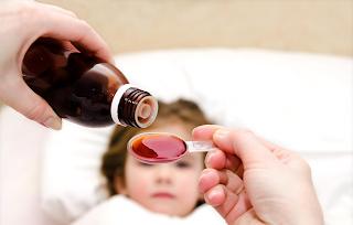 Γονείς προσοχή: Ανάκληση όλων των παρτίδων του γνωστού αντιπυρετικού για παιδιά σε σιρόπι PONSTAN 1