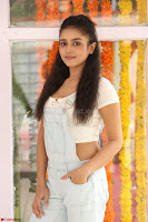 Mishti Chakraborty in lovely Jumpsuit and crop top at Wings Movie Makers Production No 1 movie launch ~  Exclusive 68.JPG