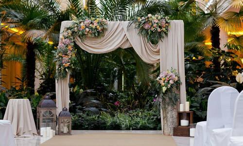 Photos Décoration Salle De Mariage Femme Dor