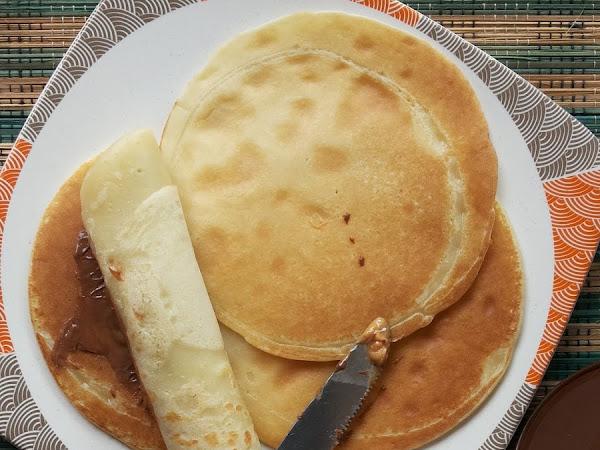 Pancake Toping Skippy Peanut Butter