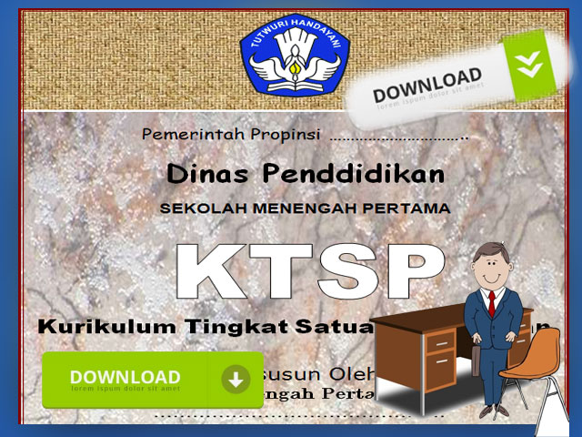 Download Contoh KTSP SMP Format Words.Doc