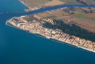 Marina di Pisa has become a stylish holiday destination