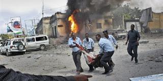 Αιματηρή επίθεση ισλαμιστών σε ξενοδοχείο στη Σομαλία