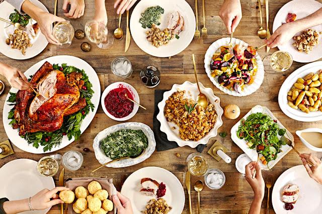 Thanksgiving menu recipes || Traditional Thanksgiving Dinner Menu List and Ideas