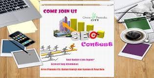 Kontes Seo Green Pramuka City