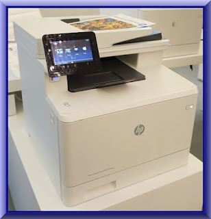 HP LaserJet Pro MFP M477 Wireless Setup